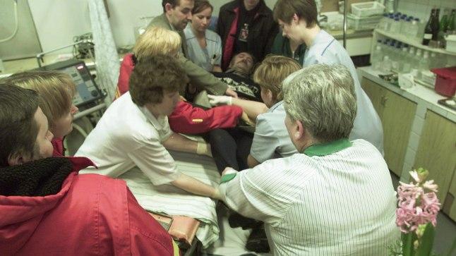 Paari päeva jooksul toodi Pärnu haiglasse 154 inimest.