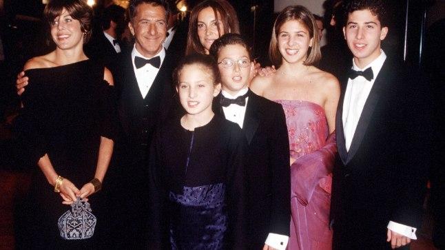 Süüdistus: Dustin Hoffman näitas tütre 16aastasele sõbrannale oma riista
