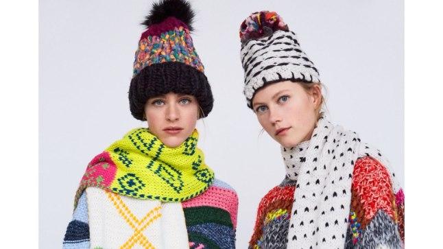 Soe ei pea välja nägema sugugi igav ning meie enamjaolt hall talv vajab ohtralt värvi. Haara poelettidelt kõige värvilisemad sallid ja mütsid ning kanna neid koos!Sall: 19,95 eurotTuttmüts: 12,95 eurot