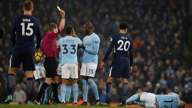 JÕHKER VIDEO   Tottenhami mängumees oleks Premier League´i ühe parema mängija jalaluu äärepealt purustanud
