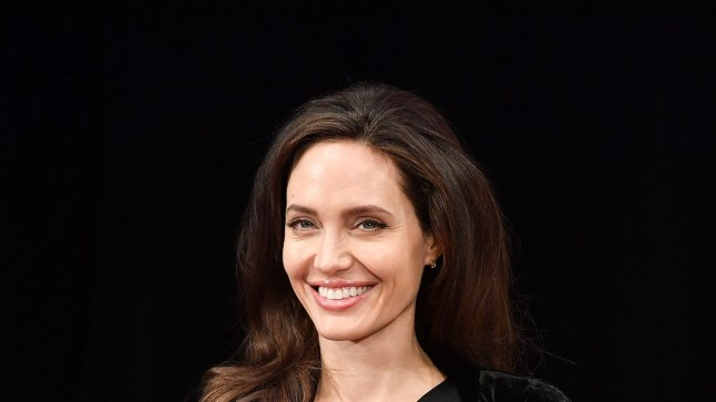 Angelina Jolie 14. detsembril.