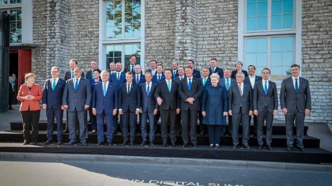 Eesti eesistumise üheks tipphetkeks oli Tallinnas Kultuurikatlas toimunud Euroopa Liidu eesistumise digitaalvaldkonna tippkohtumine