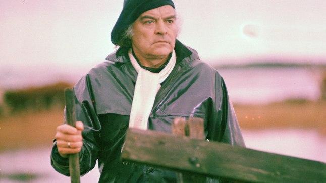 "Kaader Tallinnfilmi mängufilmist ""Corrida""."