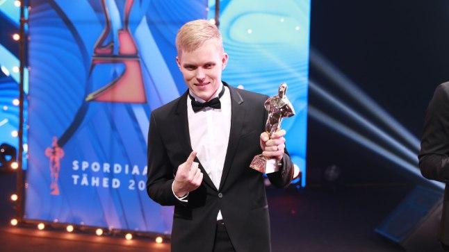 ÕL VIDEO   Aasta meessportlane Ott Tänak: loodetavasti järgmise paari aasta jooksul suudame tiitli peale sõita
