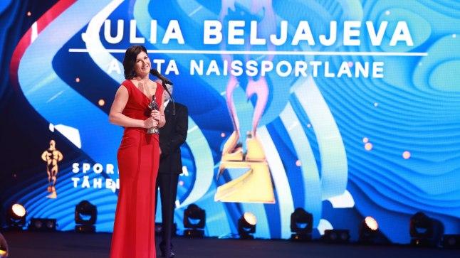 Julia Beljajeva.