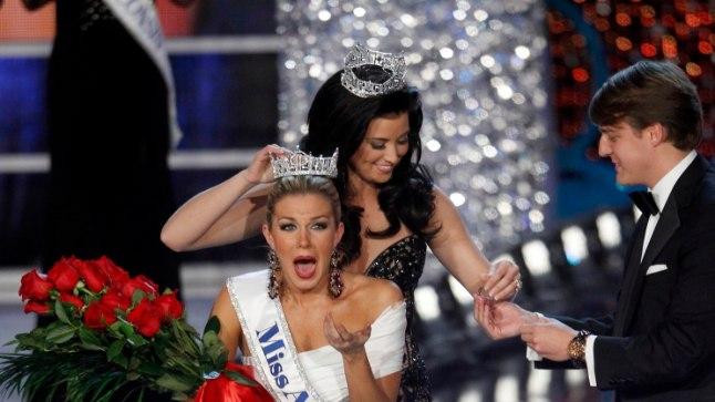 2013. aasta Miss Ameerika Mallory Hagan.