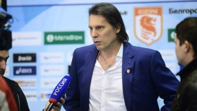857d25992bd TOHOH! Venemaa karikavõistlustel finaali ukse taha jäänud Gheorghe Cretu  astus Belgorodi peatreeneri kohalt tagasi (0)