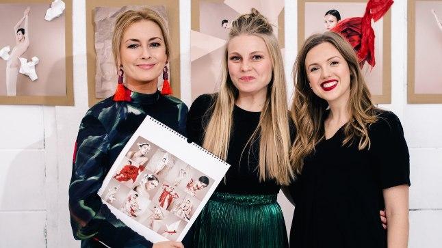 Fotokunstnik Laura Nestor üllatas oma sõpru ja fänne vinge jõulukalendriga