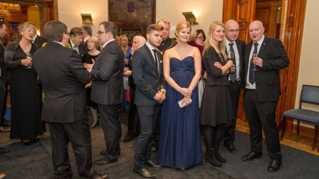Soome100 vastuvõtt Soome suursaatkonnas Tallinnas 6. detsembril 2017.