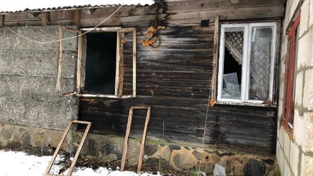 Tulekahju Viljandimaal