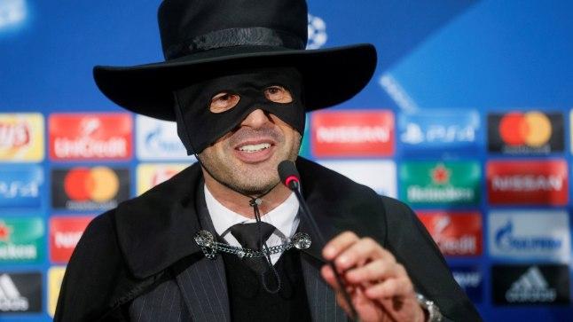 Donetski Šahtjori peatreener Paulo Fonseca.