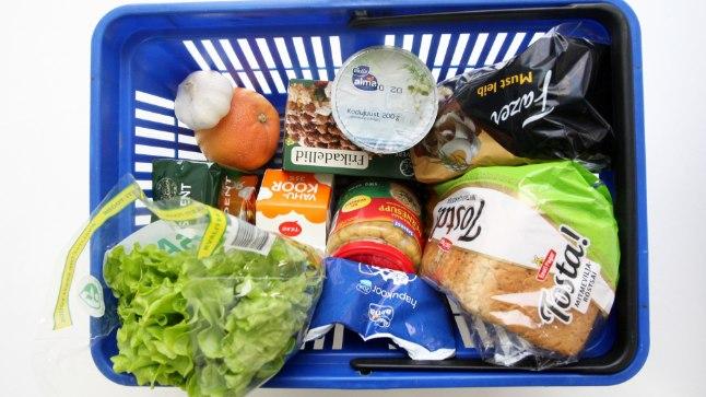 KALLIS VÕI ODAV? Toidukorvi hind sõltub suuresti kliendi tarbimisharjumusest.