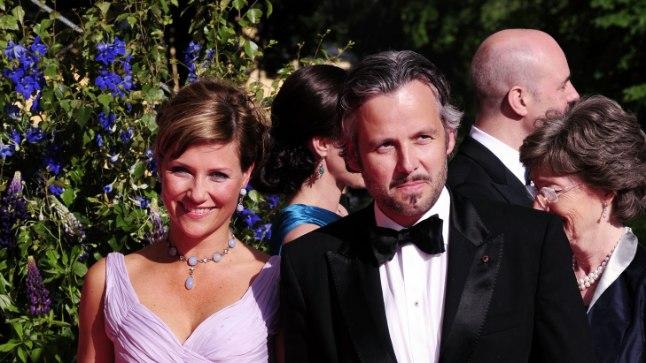 Printsess Märtha Louise koos abikaasa Ari Behniga 2010. aastal.