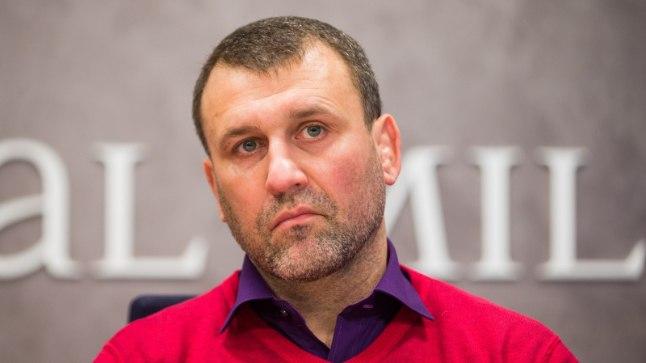 Eesti kreeka-rooma maadlejaid treenib nüüd ukrainlane Igor Bugai.