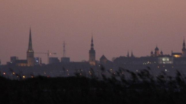 Tallinna siluett