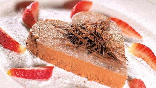 Õrn ja suussulav šokolaadine maius on ideaalne magustoit, mida just sõbrapäeval nautida koos oma armsate sõprade või kalli paarilise seltsis.