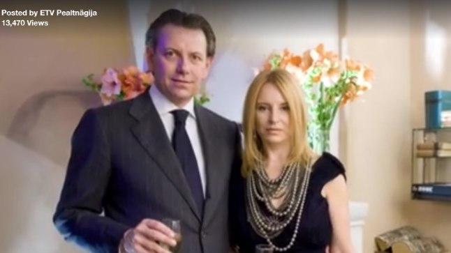 Johannes ja Irina Wientjes