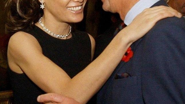 Tara Palmer-Tomkinson ja prints Charles 2003. aastal.