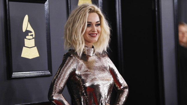 Katy Perry hiljutisel Grammyde galal.