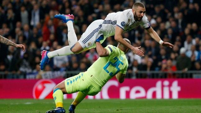 Karim Benzema - Meistrite liigas ajaloo resultatiivsuselt viies väravakütt.