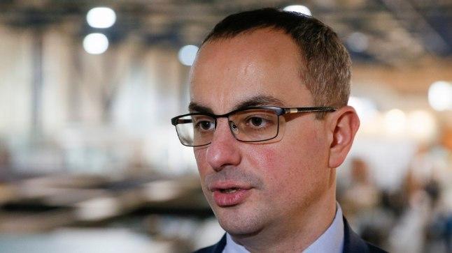 KÕIGE KURJA JUUR? Kiievi Eurovisioni korraldusmeeskond väidab, et uueks koordinaatoriks määratud Pavlo Hrytsak ei lasknud neil tööd teha.