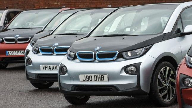 BMW i3 on Norras üks populaarsemaid elektriautosid.