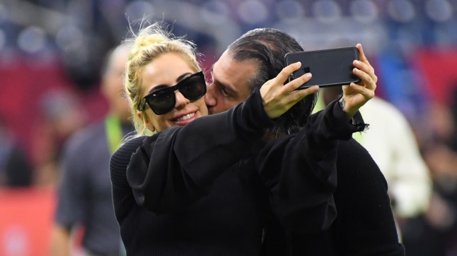 Lady Gaga ja tema uus kavaler Christian Carino.