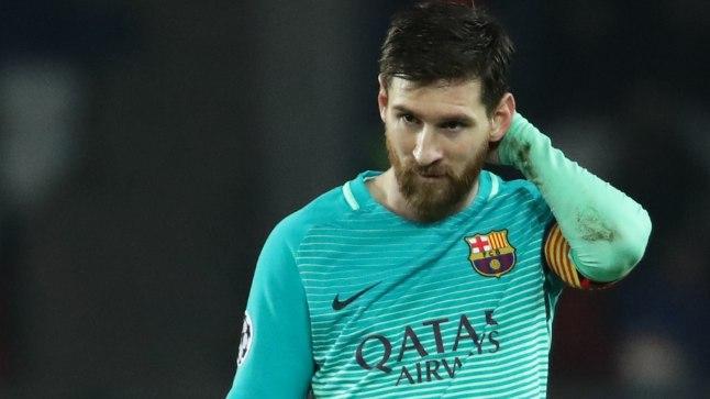 Lionel Messil ja FC Barcelonal on korduskohtumise eel muresid küllalt.