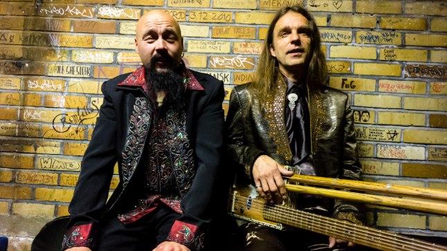 Black River Bluesman & Bad Mood Hudson esineb Pühaste pruulikojas