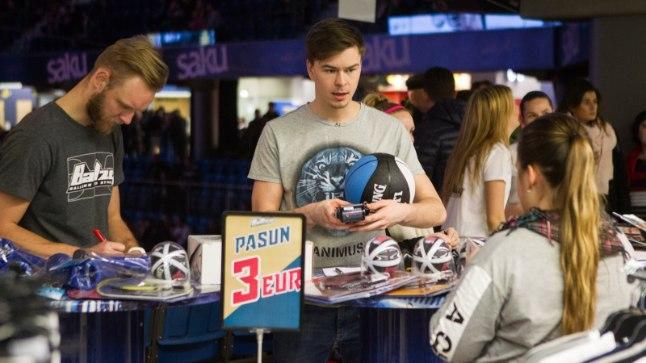 Korvpalli Tähtede Mäng tõi platsile suure osa Eesti liiga parimatest mängijatest ja tribüünidele hulgaliselt koduse korvpalli poolehoidjaid.