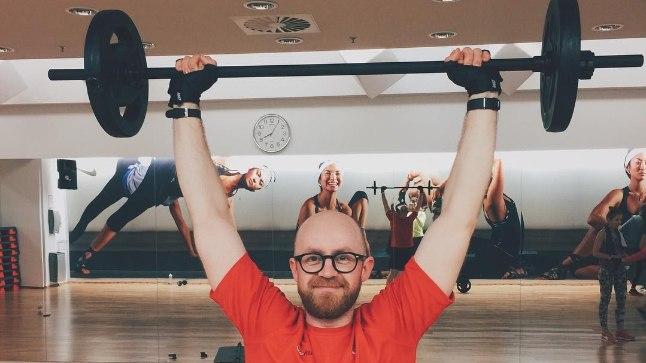 """""""100 trenni ja -22 kg hiljem!"""" rõõmustab Veiko enda saavutuste üle. Veiko Tubin on viimase viie aastaga kaotanud kehakaalust 40 kilo ja seda klassikaliselt trenni ja tervisliku toitumisega."""