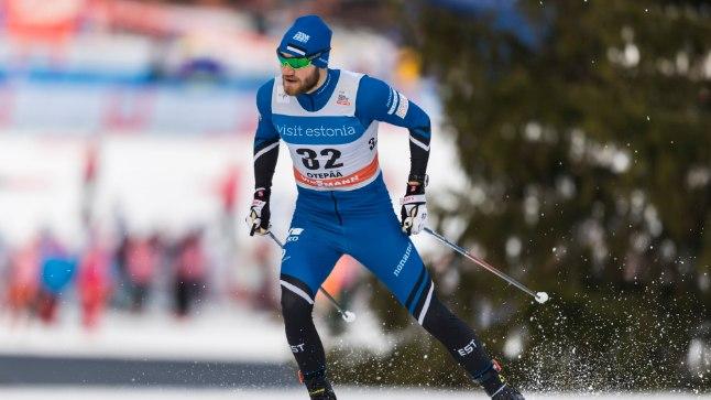 37 MK-sarja punktiga on Marko Kilp hooaja edetabelis 87. kohal. Eesti hetke parim suusataja stardib Lahti MM-il neljapäeval sprindivõistlusel ja pühapäeval sprinditeates