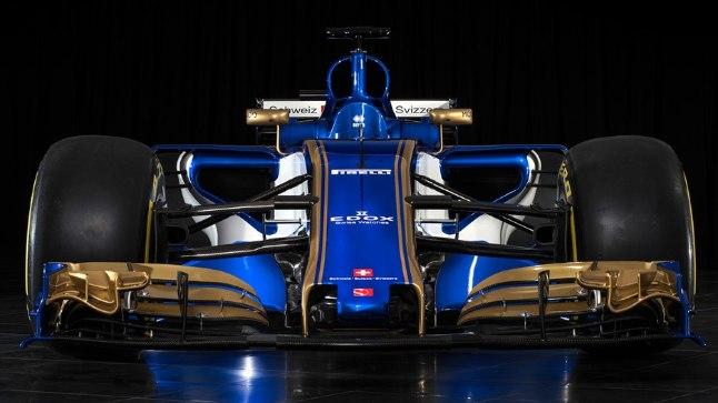 Sauberi ja Renault 2017. aasta masinad.