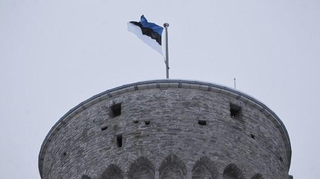 Kell 7.33 Tallinnas.