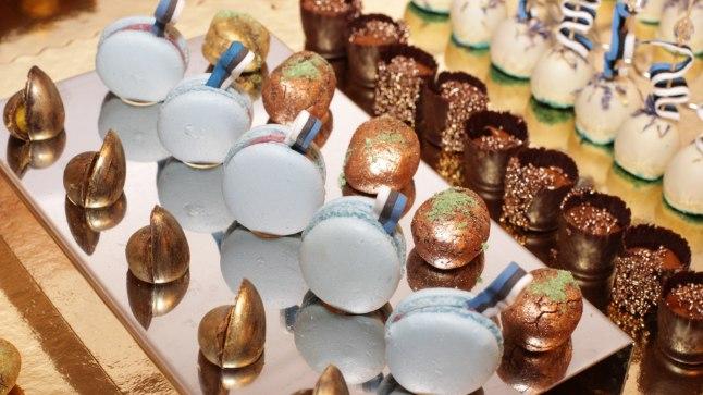 ÕHTULEHE VIDEO JA GALERII | Presidendi vastuvõtul magusaid suupisteid valmistav peakokk: kes neid maitsta saavad, on õnnega koos!