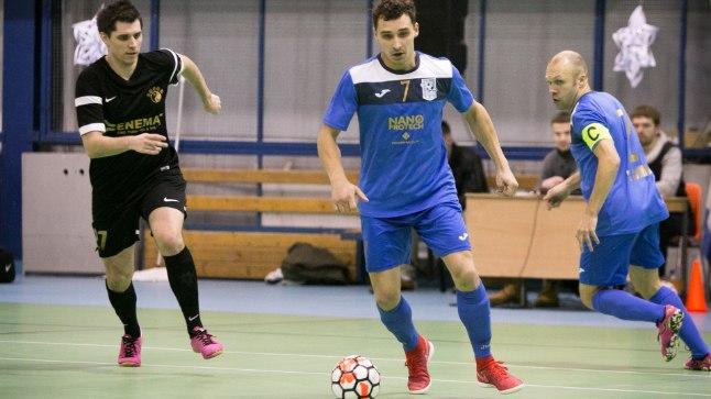 JÄRELEVAADATAV | Eesti saalijalgpalli MV põhiturniiri võitja jäi ülipõneva lahingu järel finaalist välja