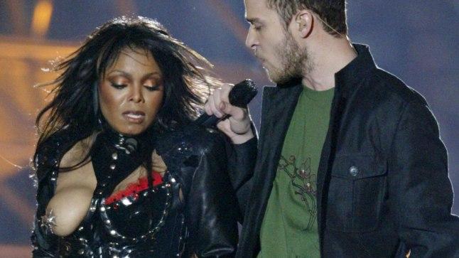 SKANDAAL: Kui viimati Houstonis Super Bowli mängiti, kiskus Justin Timberlake paljaks Janet Jacksoni tissi!