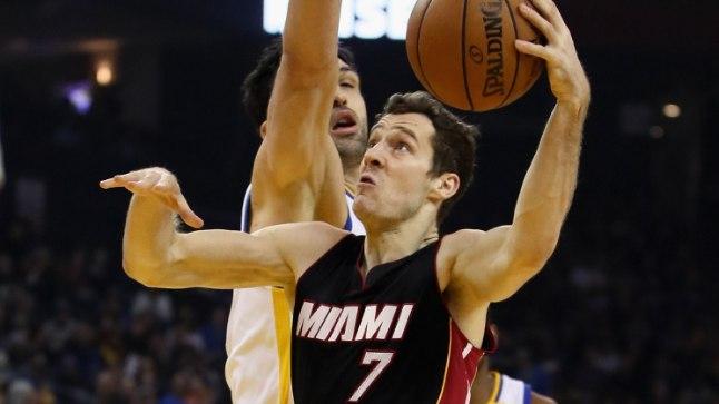 LIIDER: Vasakukäeline sloveen Goran Dragic on Miami Heat'i 12-mängulisse võiduseeriasse panustanud 23,7 punkti, 6,8 korvisöötu, 4,4 lauapalli ja 2,2 tabatud kolmepunktiviset kohtumise kohta.