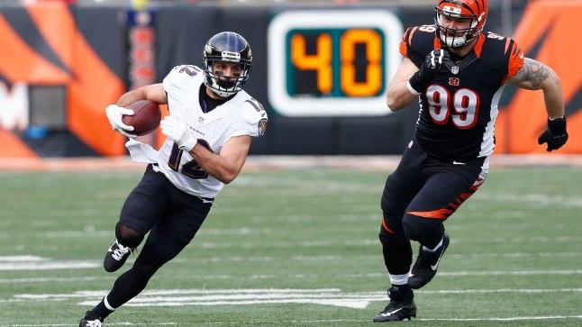 Margus Hundil (#99) on võimalus Coltsis mänguaega teenida, kuid selleks tuleb teha arengus samm edasi.