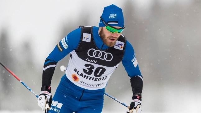 Marko Kilp oli hooaja alguses heas hoos, kuid Lahti MM-il ta õiget sprindikiirust ei leidnud.