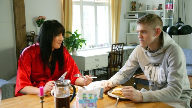 Prooviabielu Liisa ja Sten