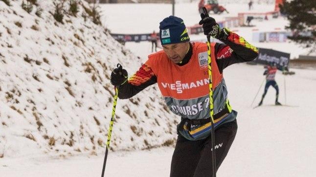 Andrus Veerpalu suudab veel 46aastaseltki Eesti taseme kõrges konkurentsis sõita.