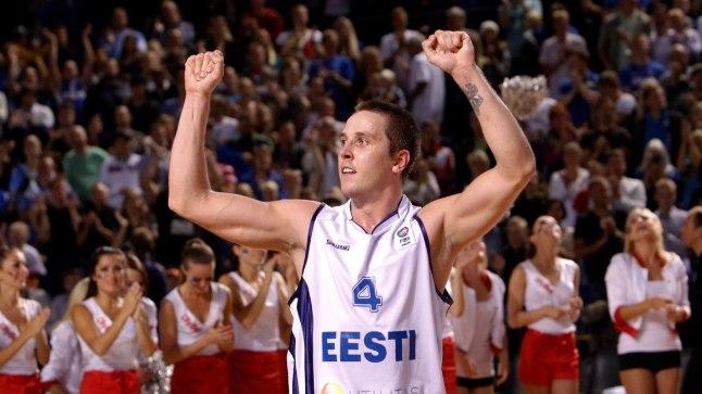 Rain Veideman võrdles Udine saalis valitsenud õhkkonda neli aastat tagasi Eesti - Bulgaaria EM-valikmängul olnuga.