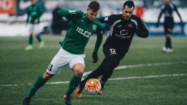 Kahe hooaja vahel Rootsi pronksiklubis Norrköpingus testimisel käinud Rauno Sappinen alustab hooaega Floras ning paljuski tänu tema panusele peaks klubi olema tänavu kõige kõrgemas konkurentsis.