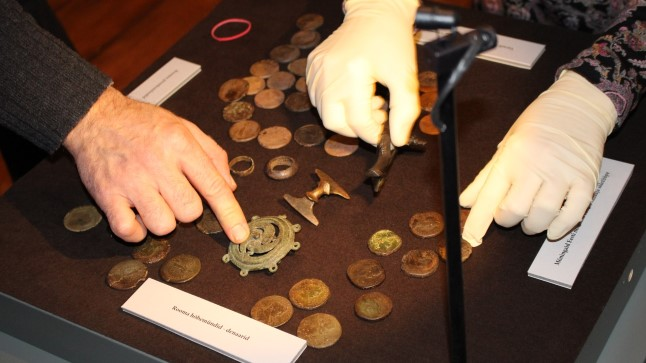 Teadlased selgitasid välja, et Rooma münte kasutati Eesti alal mitte rahana, vaid ehete valmistamiseks.