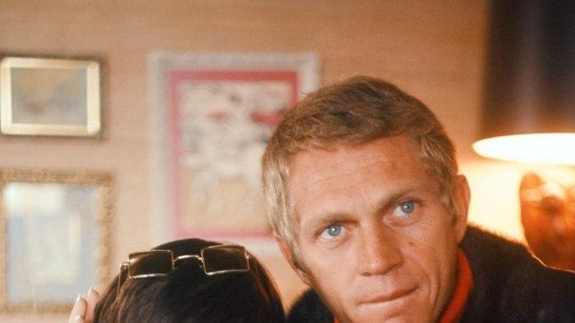 Steve McQueen koos oma esimese abikaasa Neile Adamsiga.