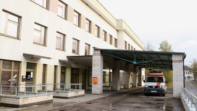 Kui Valga haiglas rüselemist ette tuleb, siis juhtub see tavaliselt traumapunktis