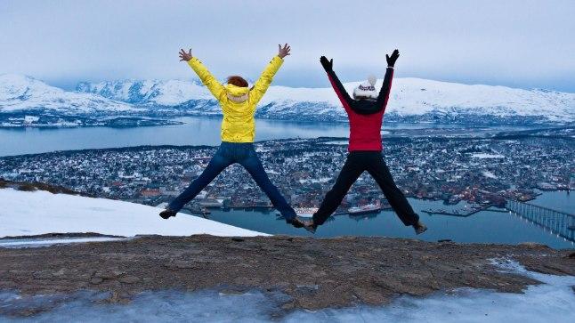 Õnnelikud inimesed Norras
