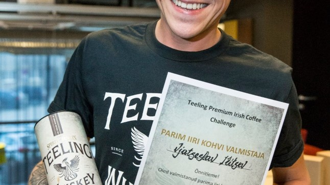 Esmakordselt võistlustel osalenud Vyacheslav Ilichevile tuli võit siira üllatusena.