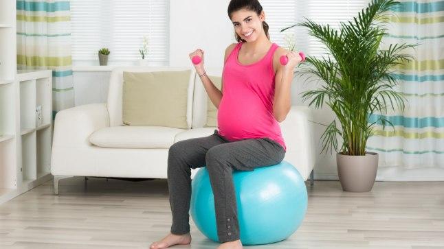 Kerge trenn raseduse ajal on kasulik